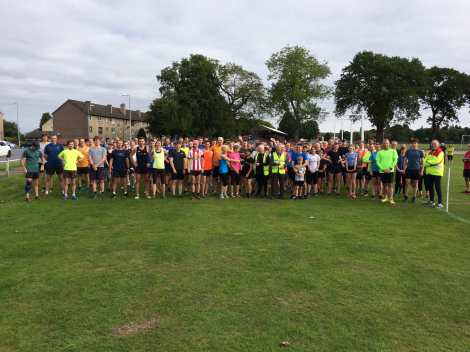 Inverness parkrun community