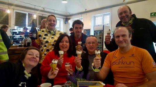 99 ice cream celebration