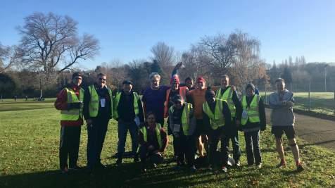 Dartford Volunteers