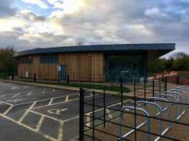 Houghton Hall Visitor centre