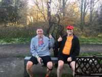 Me Dave and Mick