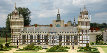 Nonsuch Palace model