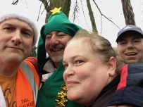 Me with Peter, Tina & Philip Baker