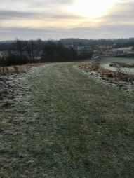 Grass hill climb
