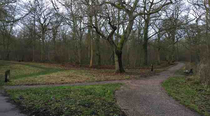 Event 70 Linford Wood