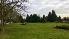 Oxford park landscape 2
