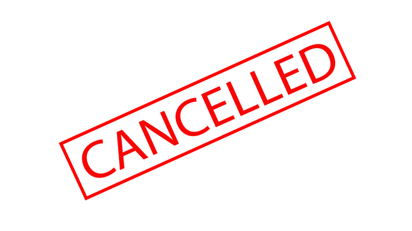 Image result for cancelled free