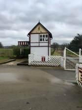 Train Signal box