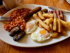 Haver Arms breakfast haverhill