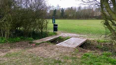 Haverhill course bridge