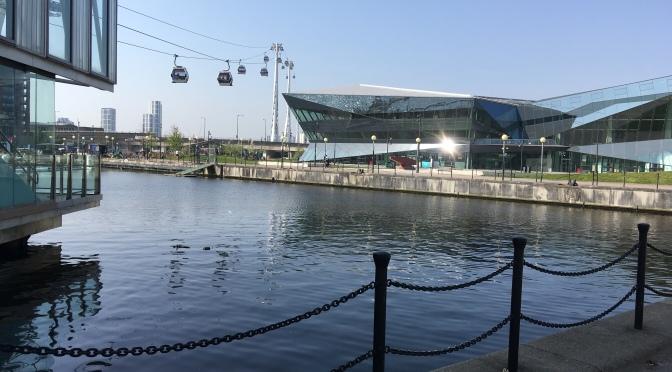 Event 83 Victoria Dock
