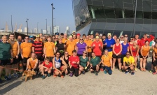 Parkrun Tourist community