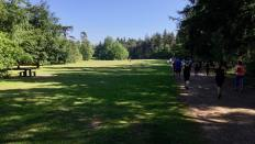 Black park course view 2