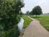 Path by river Wye