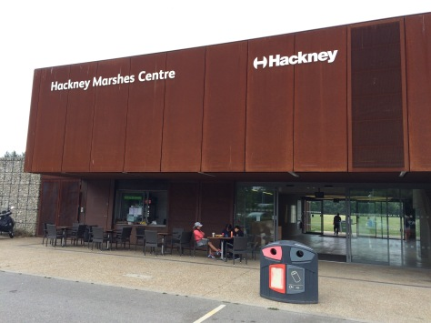 Hackney Marshes centre