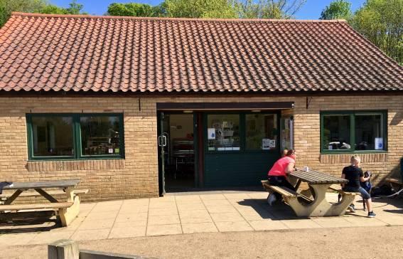 Park cafe huntington