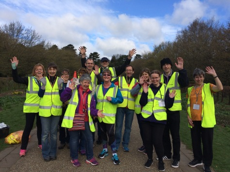 Volunteers Bedford