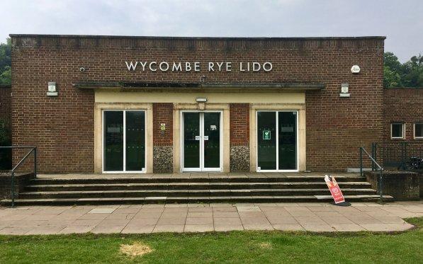 Wycombe Rye Lido