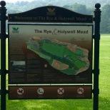 Park info board