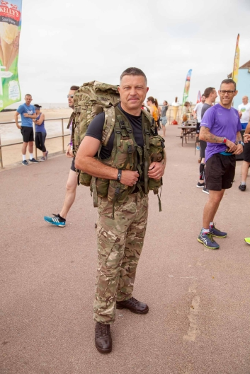 Armed forces day soldier