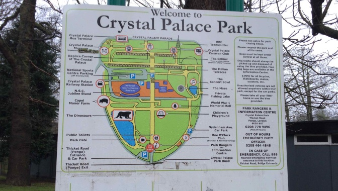 Event 32 Crystal Palace