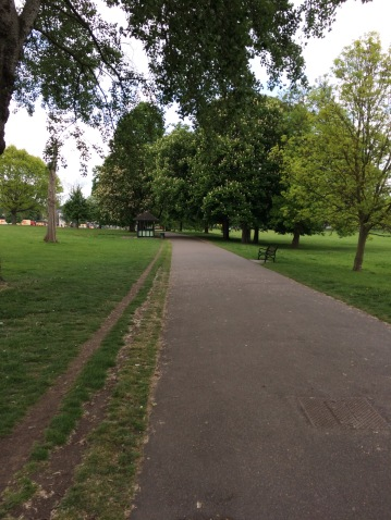 Brockwell course
