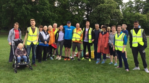 Brockwell Volunteers