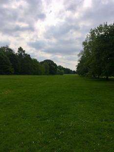 Canons park landscape