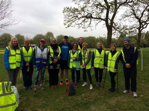 Hilly Fields Volunteers