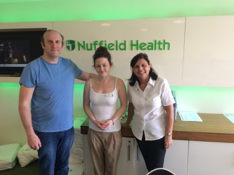 Nuffield Health gym