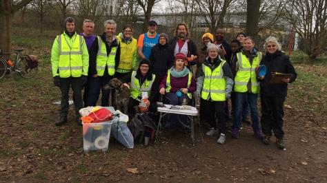 Roundshaw Volunteers