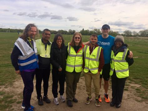 Wanstead Flats Volunteers