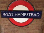 West Hampstead tube to Canons park