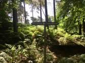 Landscape Bridalway direction sign