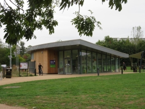 Houghton Hall cafe & visitors centre
