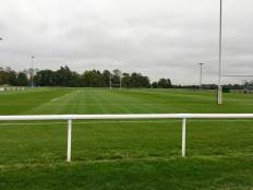 Main training pitch
