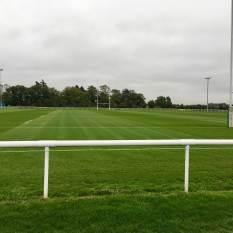 Main training pitch