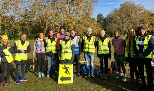 Clapham Common Volunteers
