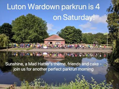 4th Birthday Luton, Wardown