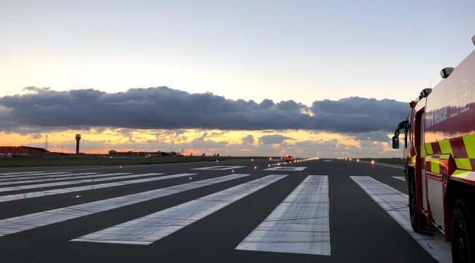 London Luton Airport Charity Runway Race