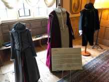 Clothing circa 1601
