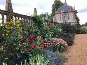 Montacute gardens