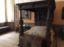 Montacute house four poster bed