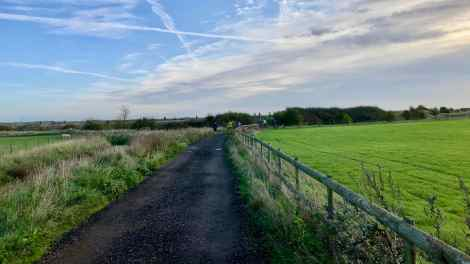 South Woodham Ferrers course gravel